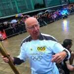 Olympic Torch Bobby